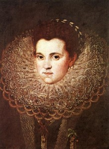 PANTOJA DE LA CRUZ, Juan - Portrait of a Woman