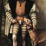 SEISENEGGER, Jacob - Portrait of Emperor Charles V 1532
