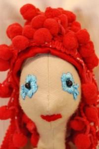 Leonóra vörös bogyós