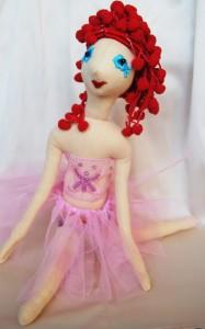 Rongylady balerina